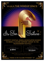 poster for Failure Fundraiser